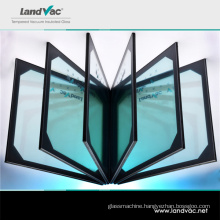 Landvac Online Shopping Toughened Glass Laminated Compound Vacuum Glass for Dome